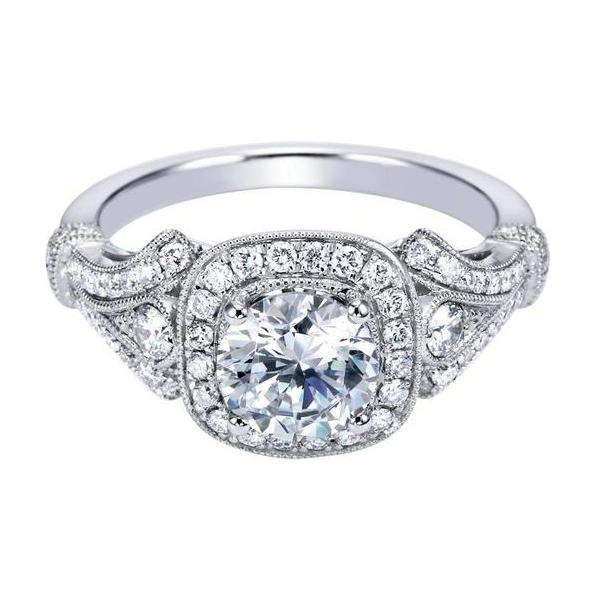 Round Cut Engagement Rings Toronto