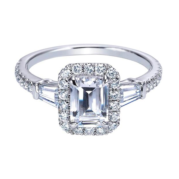 Emerald Cut Engagement Rings Toronto