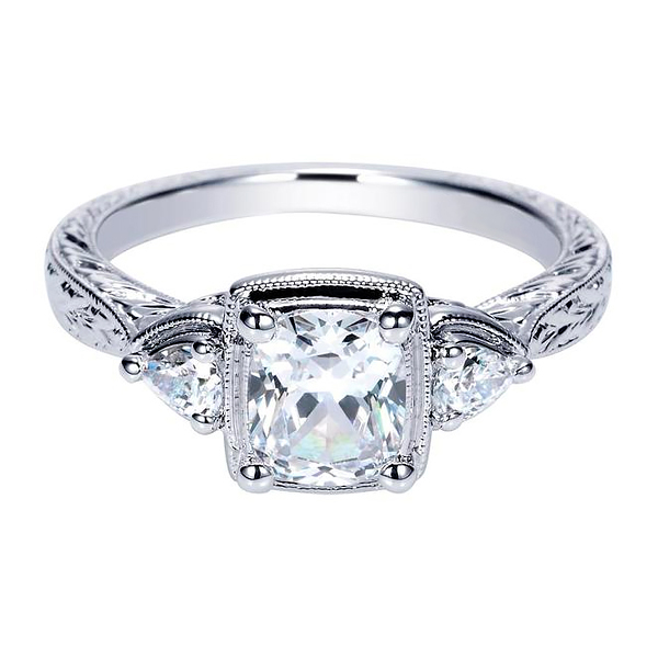 Cushion Cut Engagement Rings Toronto
