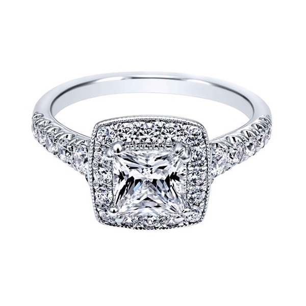 Princess Cut Engagement Rings Toronto