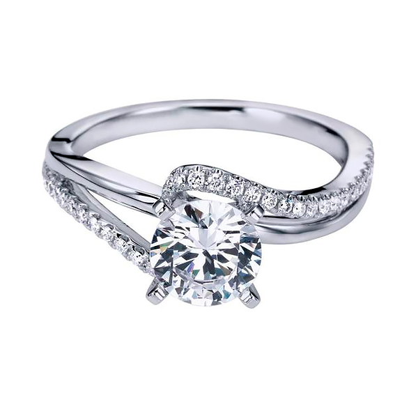 Bypass Toronto Engagement Ring Design