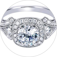 Diamond Shape - Toronto Engagement Ring Design
